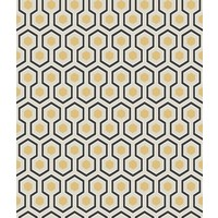 Hicks' hexagon behangpapier 66