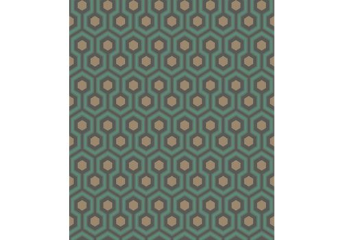 Cole & Son Hicks' hexagon behangpapier 95