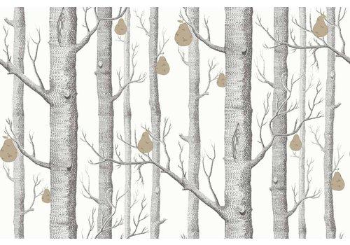 Cole & Son Wood & pears behangpapier