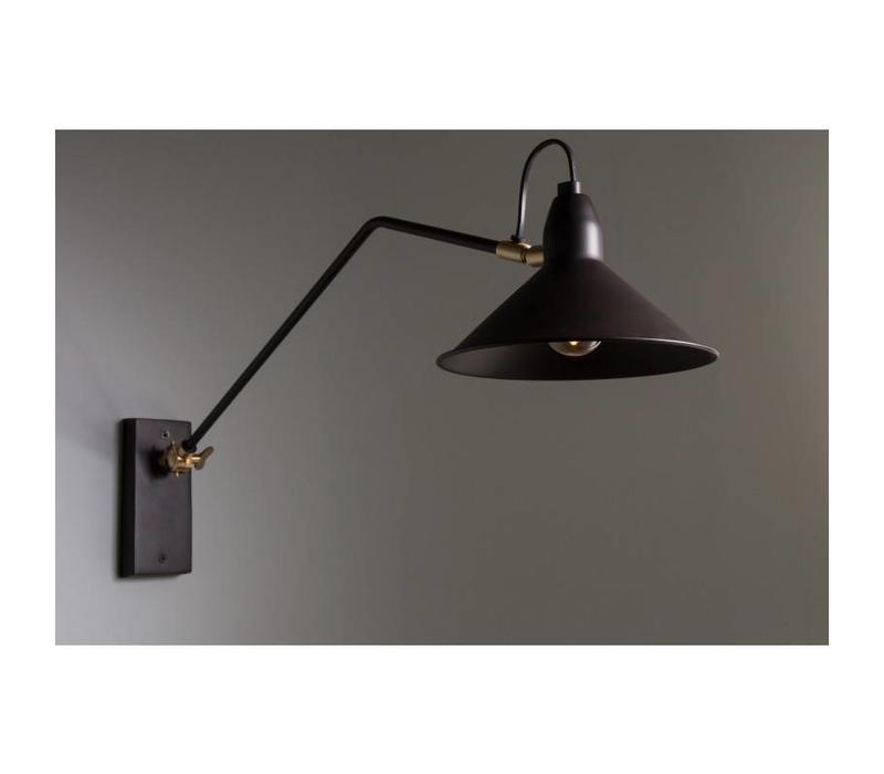 Patt wandlamp