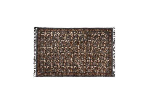 Dutchbone Indian Block tapijt