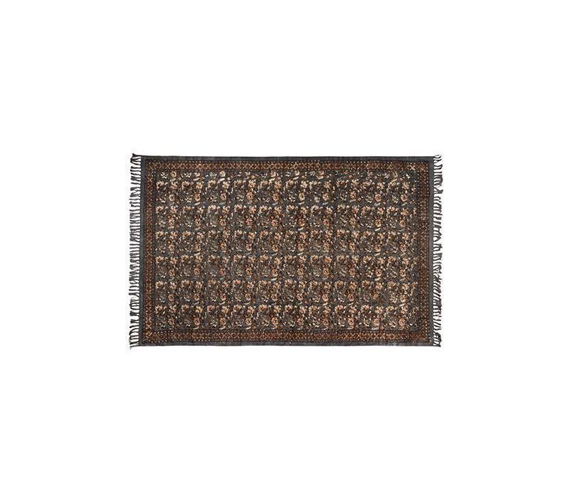 Indian Block tapijt