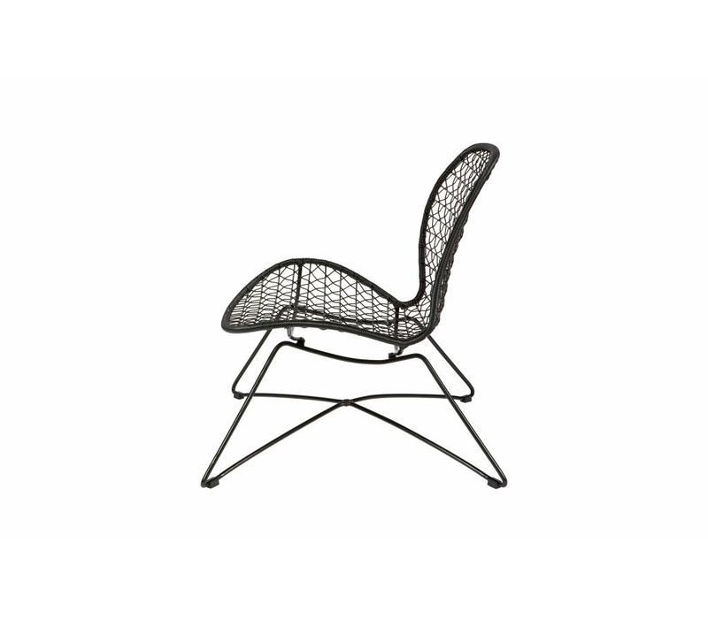 Quadro fauteuil zwart