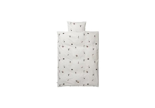 Ferm Living Party bedding