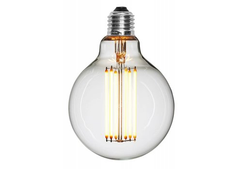 Nud Collection Globe ledlamp rond 95mm straight