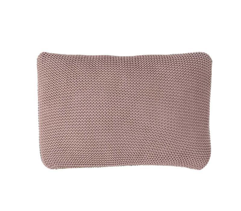 kussensloop roze L50xW30 cm