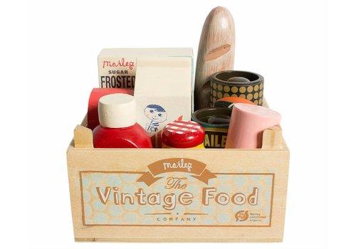Maileg Vintage Food kruideniersdoos
