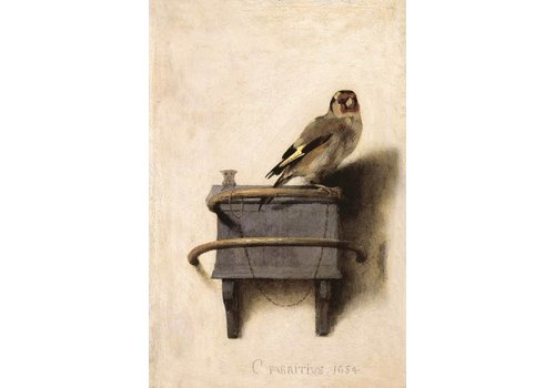 IXXI Wanddecoratie - The Goldfinch