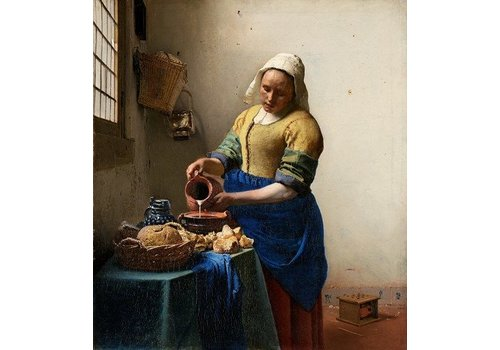 IXXI Wanddecoratie - The Milkmaid