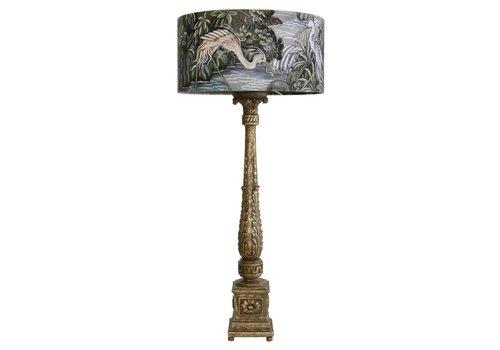 HK Living Baroque jungle tafellamp
