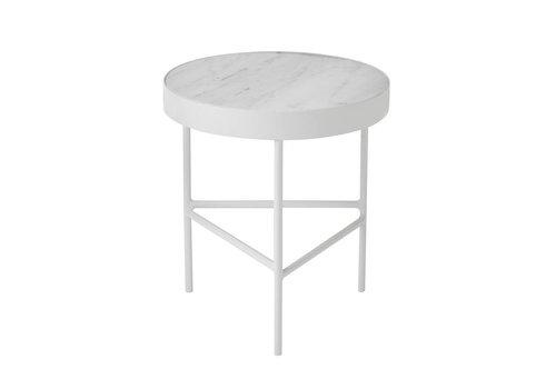 Ferm Living Marmeren tafel - medium