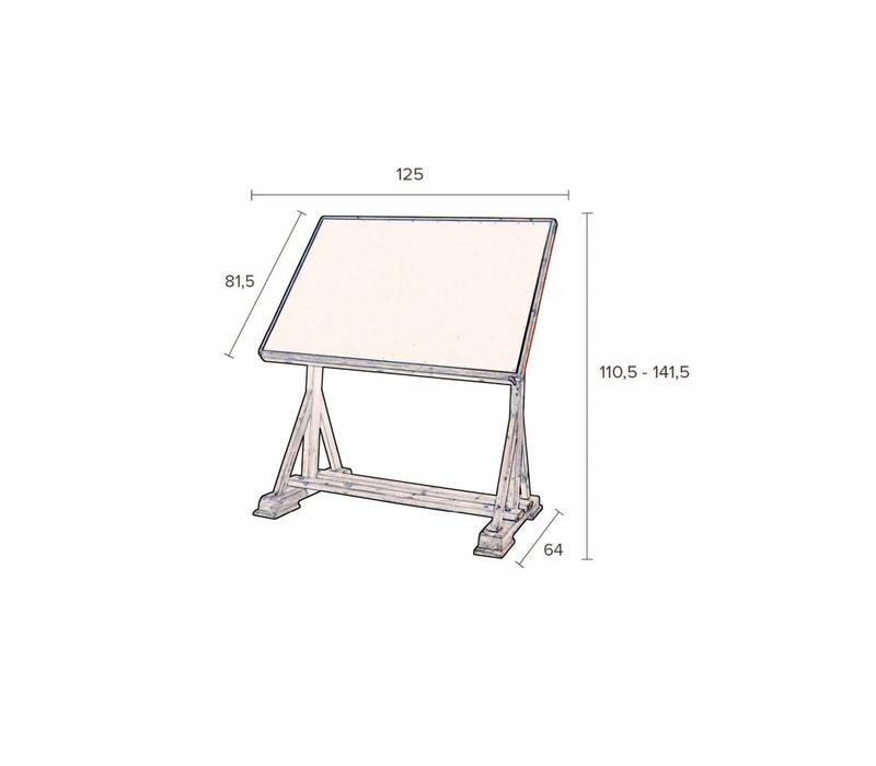 Stilo bureautafel
