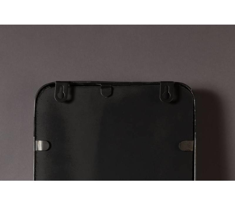Dutchbone spiegel zwarte omlijsting vida design for Zwarte spiegel