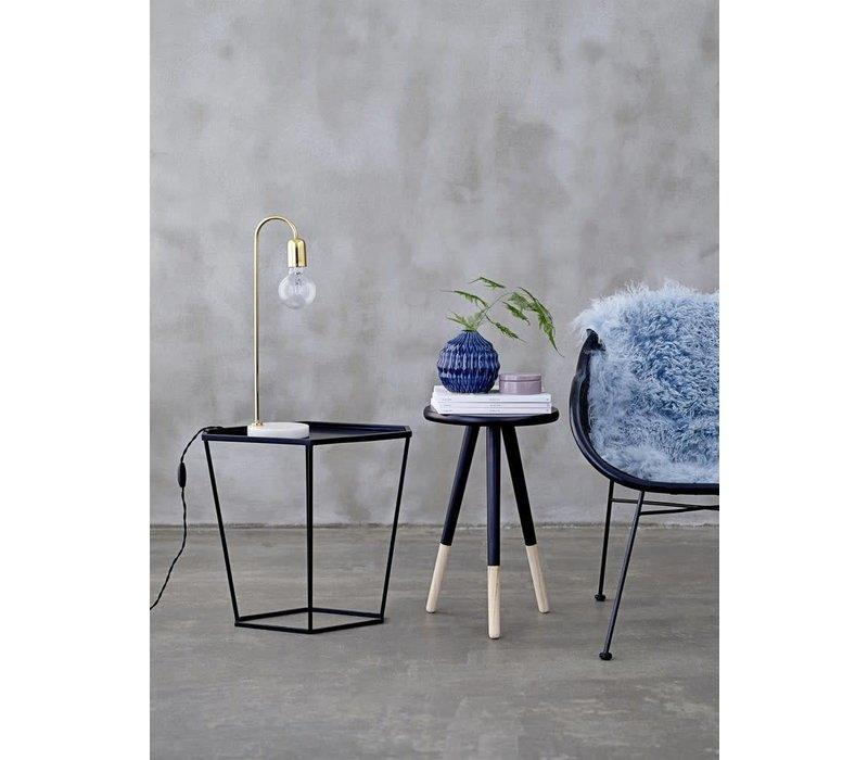Tafellamp marmer/goud