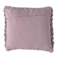 Kussen katoen - moon purple
