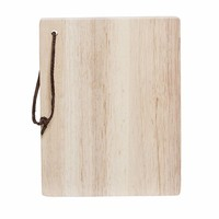 Houten Snijplank rubberwood