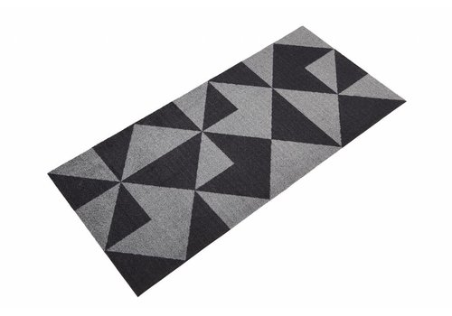 Mette Ditmer All-round mat graphic grey