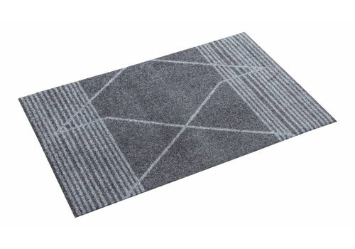 Mette Ditmer All-round mat Sting Ray dark grey