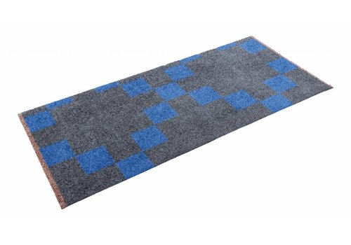 Mette Ditmer All-round mat quadrata royal blue