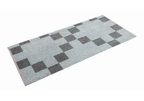 Mette Ditmer All-round mat quadrata frost green