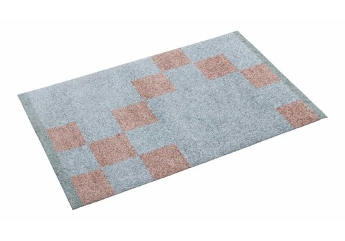 Mette Ditmer All-round mat quadrata tawny brown