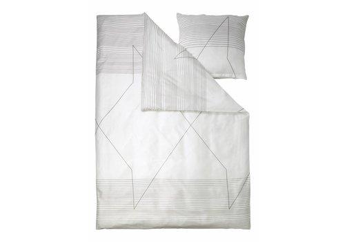 Mette Ditmer Sting Ray dekbedovertrek off-white