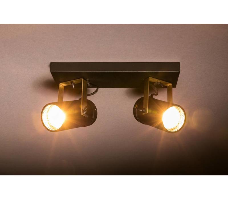 Scope dubbele lichtspot