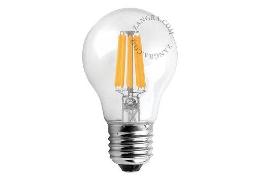 Zangra LED-lamp 60 mm - 6W - 2200K - 650 lm E27