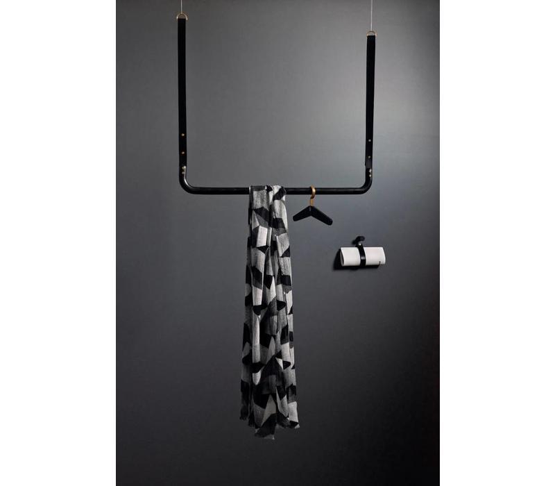 Trapeze kledinghanger/kapstok