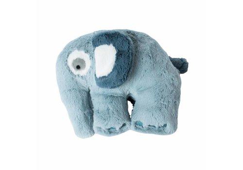 Sebra Pluche olifant cloud blue