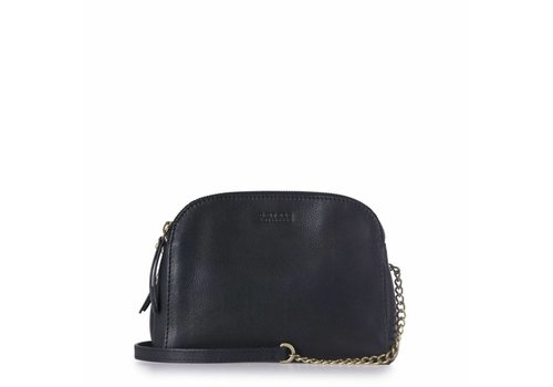O My Bag Emily handtas - Eco-Midnight Black