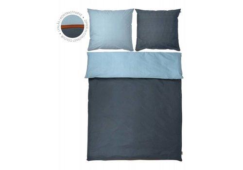 Mette Ditmer Shades night blue dekbedovertrek 200x220 cm