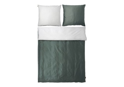 Mette Ditmer THREE bedding green