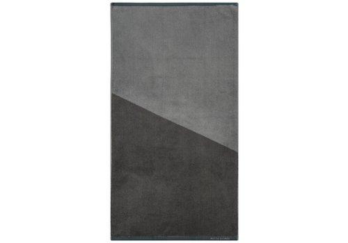 Mette Ditmer Handdoek Shades Grijs 50x95 cm