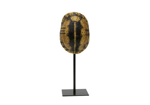 HK Living Schildpad ornament geel