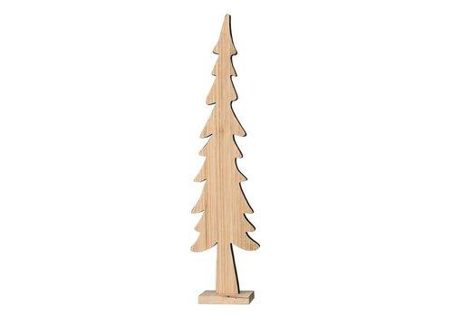 Bloomingville Kerstboom, wrakhout