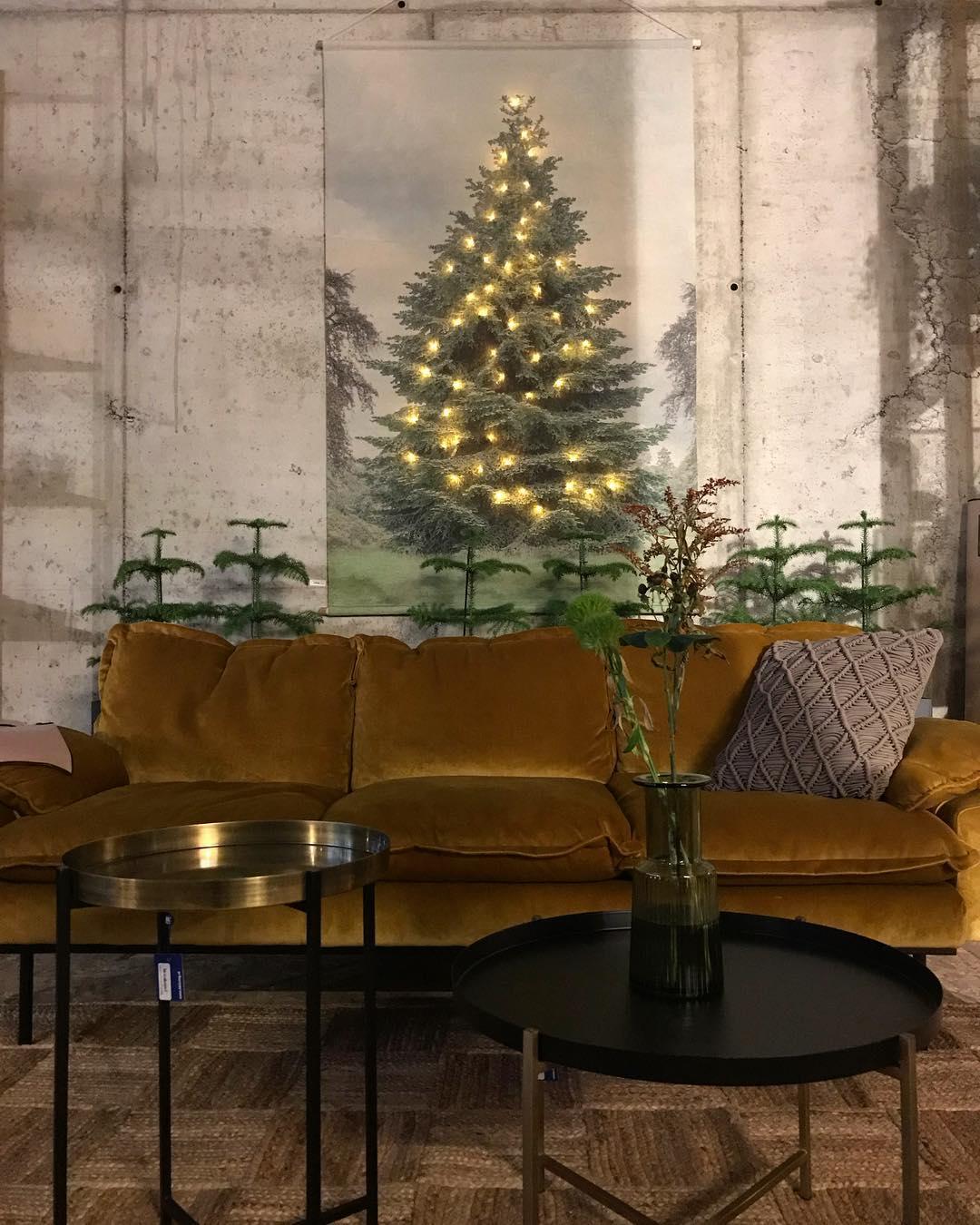 Geliefde 7 tips om kerst in huis te brengen - vida design &WZ16