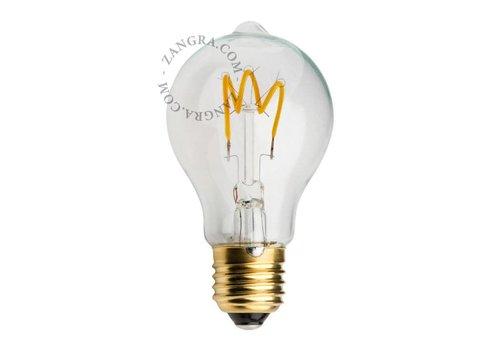 Zangra LED-lamp 60 mm spiraal - 5W - 2200K - 250 lm E27