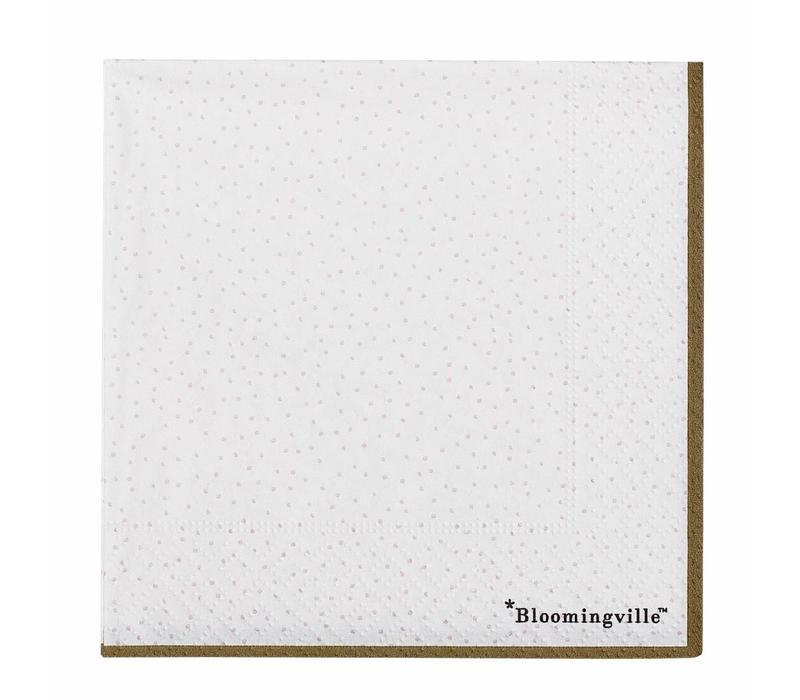 Servet natuur papier