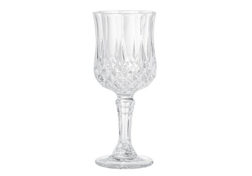 Bloomingville Rode wijnglas