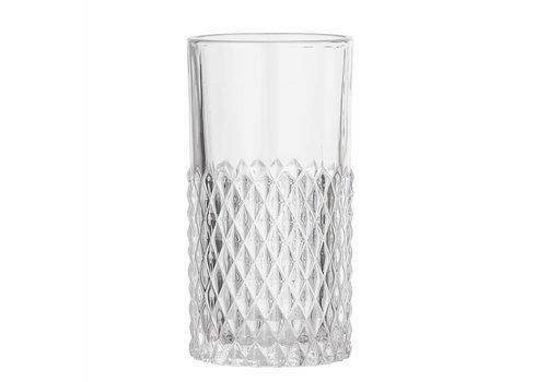 Bloomingville Drinkglas Ø7 x H14 cm