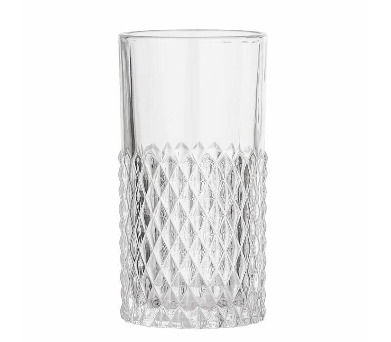 Drinkglas Ø7 x H14 cm