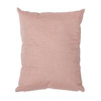Kussen roze katoen 40x50 cm