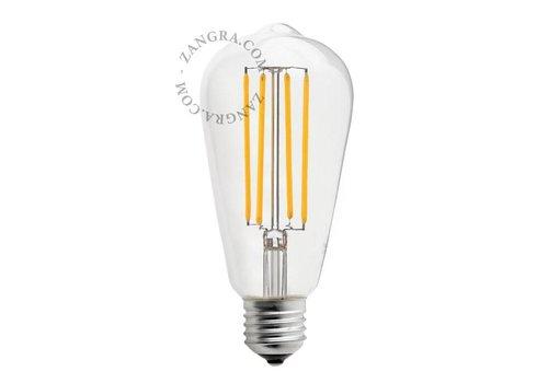 Zangra LED lamp Edison - 5 W - 2200K -  500 lm - E27