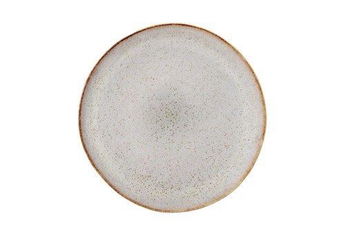 Bloomingville Sandrine bord 28,5 cm Grijs