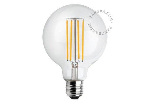 Zangra LED-lamp 95 mm - 5W - 2200K - 500 lm E27