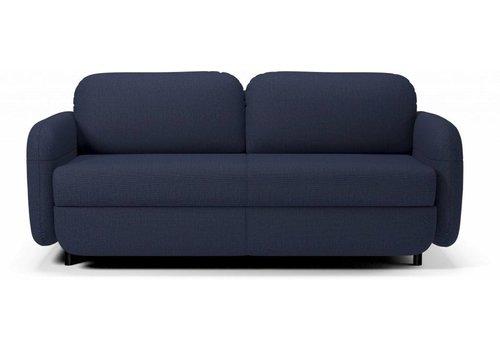 Bolia Fluffy 2-zits slaapbank - London Blue - Toonzaalmodel