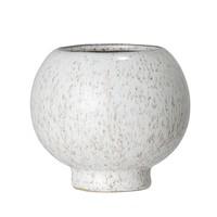 Bloempot in keramiek naturel Ø11 x H10 cm