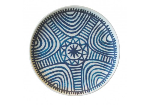 Urban Nature Culture African labyrinth bamboe bord