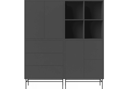 Bolia Case kast combinatie 03